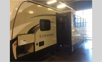 New 2019 Keystone RV Cougar Half-Ton Series 32RDB Photo