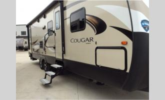 New 2019 Keystone RV Cougar Half-Ton Series 29BHS Photo