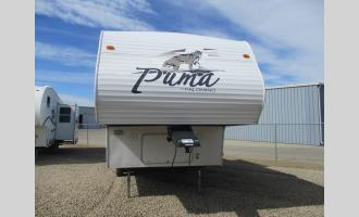 Used 2007 Palomino Puma 253FBS Photo