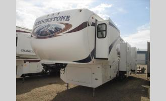 Used 2011 Coachmen RV Brookstone 366RE Photo