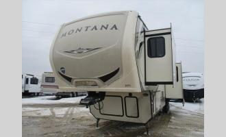 New 2018 Keystone RV Montana 3700LK Photo