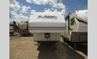 Used 2000 Thor Wanderer 240RK Photo