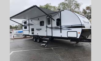 New 2019 Prime Time RV Tracer Breeze 26DBS Photo