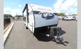New 2019 Forest River RV Cherokee Black Label 16FQ-D Photo