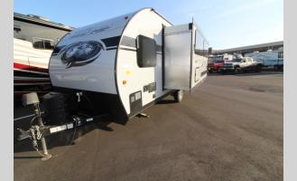 New 2019 Forest River RV Cherokee Black Label 18TO Photo