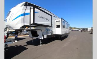 New 2019 Forest River RV Cherokee Arctic Wolf 315TBH8 Photo
