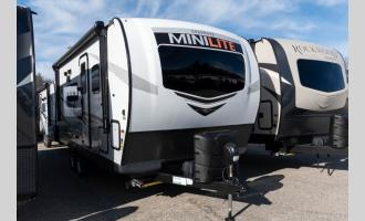 New 2021 Forest River RV Rockwood Mini Lite 2104S Photo