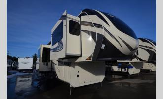 New 2020 Grand Design Solitude 380FL Photo