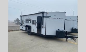 New 2021 Forest River RV Cherokee Grey Wolf 17BB-H Photo