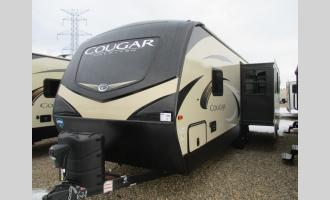 New 2019 Keystone RV Cougar Half-Ton 27RES Photo