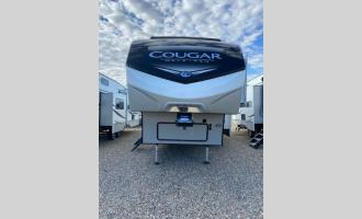 New 2021 Keystone RV Cougar Half-Ton 32BHS Photo