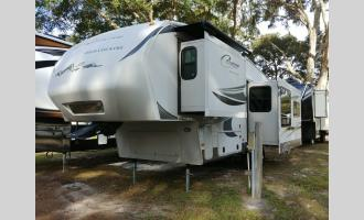 Used 2012 Keystone RV Cougar 291RLS Photo