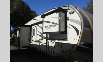 Used 2016 Forest River RV ROCKWOOD 8289WS Photo