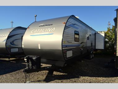 New 2019 Coachmen Catalina Legacy 313DBDSCK Travel Trailer RV For Sale (1)