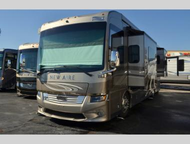 New 2019 Newmar New Aire 3343 Class A Diesel Pusher Motor Home RV For Sale (1)