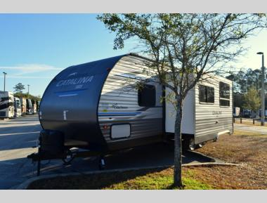 New 2019 Coachmen Catalina SBX 261BHS Travel Trailer RV For Sale (1)