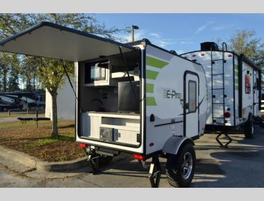 New 2019 Forest River Flagstaff E-Pro E12RK Travel Trailer RV For Sale (1)