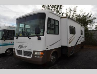 Used 2003 Allegro Bay 34DB Class A Motor Home RV For Sale (1)