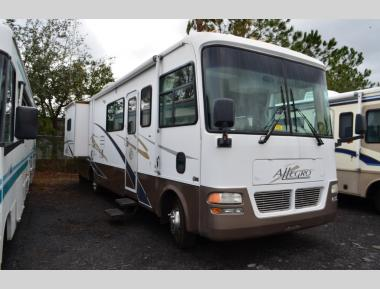 Used 2003 Allegro Bay 34DB Class A Motor Home RV For Sale (2)