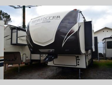 New 2018 Keystone Sprinter Campfire Edition 29FWRL Fifth Wheel RV For Sale (1)
