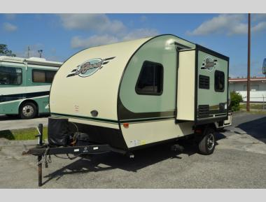 Used 2016 Foresst River R-Pod RP178 Travel Trailer RV For Sale (1)