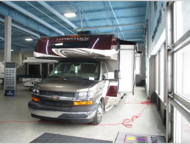 New Class C Motorhomes for Sale in North Dakota