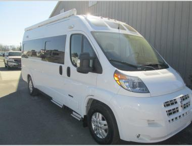 Class B Motorhomes for Sale at Campers Inn in NH, MA, CT, NC