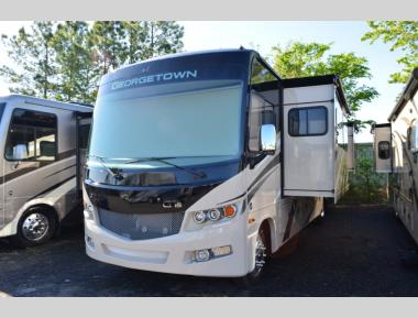 New 2020 Forest River Georgetown 5 Series 36B5 Class A Motor Home RV For Sale (1)