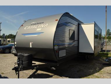New 2019 Coachmen Catalina SBX 291BHS Travel Trailer RV For Sale (1)
