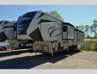 New 2019 Forest River Flagstaff Sandpiper 368FBDS Fifth Wheel RV For Sale (1)