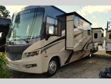 New 2019 Forest River Georgetown 5 Series 34H5 Class A Motor Home RV For Sale (1)
