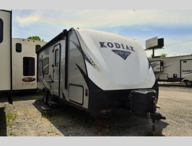Used 2017 Dutchmen Kodiak 201QB Travel Trailer RV For Sale (1)