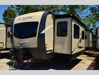 New 2020 Forest River Flagstaff Classic Super Lite 831LBSS Travel Trailer RV For Sale (1)