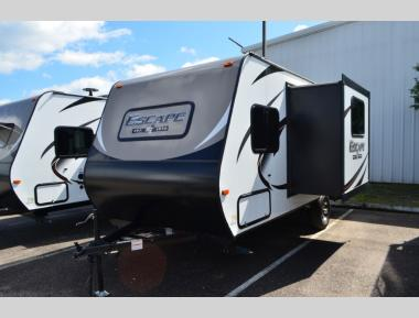 New 2018 KZ Escape E191BH Travel Trailer RV For Sale (1)