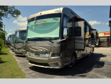 New Newmar New Aire 3345 Class A Diesel Pusher Motor Home RV For Sale (1)