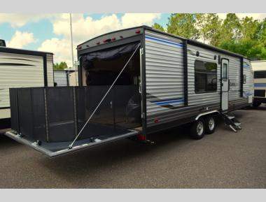 New 2020 Coachmen Catalina Trail Blazer 26TH Toy Hauler Travel Trailer RV For Sale (1)