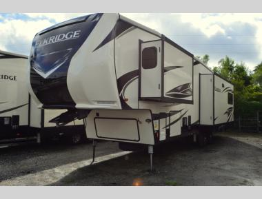 New 2019 Heartland ElkRidge 35IKOK Fifth Wheel RV For Sale (1)