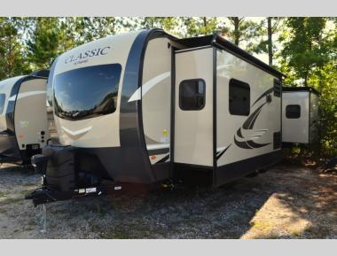 New 2020 Forest River Flagstaff Classic Super Lite 832FLBS Travel Trailer RV For Sale (1)