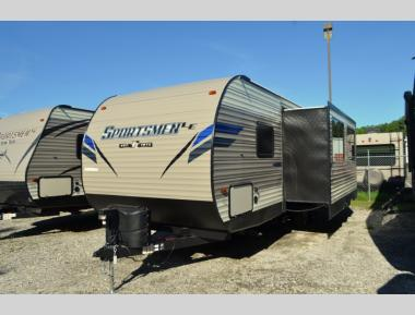 New 2020 KZ Sportsmen 241RKLE Travel Trailer RV For Sale (1)