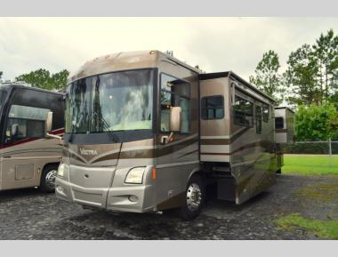 Used Diesel Pusher Winnebago Vectra 40AD Class A Motor Home RV For Sale (1)
