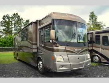 Used Diesel Pusher Winnebago Vectra 40AD Class A Motor Home RV For Sale (2)