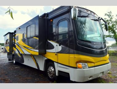 Used Diesel Pusher 2007 Coachmen Sportscoach Legend 40QS2 Class A Motorhome RV For Sale (2)