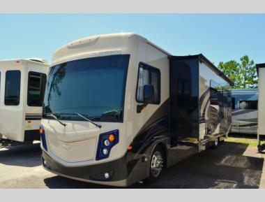 Used 2019 Fleetwood Pace Arrow 36U Class A Diesel Pusher Motor Home RV For Sale (1)