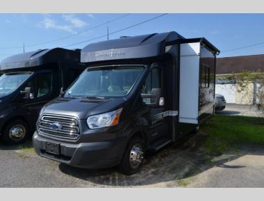 New 2019 Winnebago Fuse 423A Class B Van Camper RV For Sale (1)