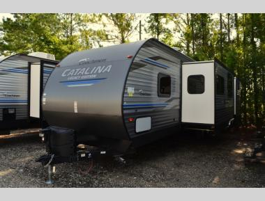 New 2019 Coachmen Catalina Legacy 323RHDSCK Travel Trailer RV For Sale (1)