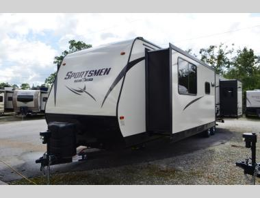 New 2019 KZ Sportsmen 363FL Travel Trailer RV For Sale (1)