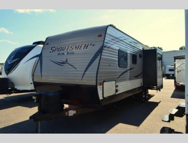 Used 2019 KZ Sportsmen LE 261BHLE Travel Trailer RV For Sale (1)