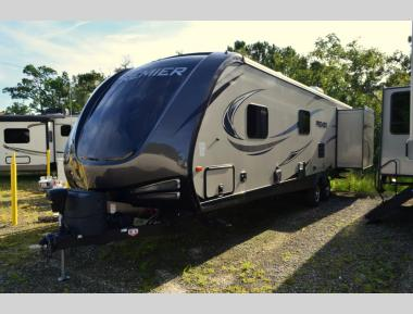 Used 2017 Keystone Bullet Premier 31BKPR Travel Trailer RV For Sale (1)
