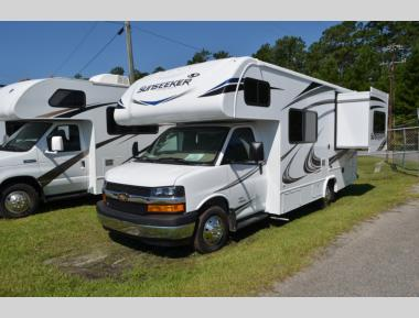 New 2019 Forest River Sunseeker LE 2250LE Class C Motor Home RV For Sale (1)