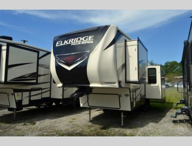 New 2018 Heartland ElkRidge Focus Series 290RS Fifth Wheel RV For Sale (1)